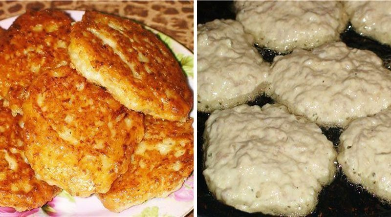 Быстрые «беляши» или «ленивые пирожки». Быстро и вкусно!