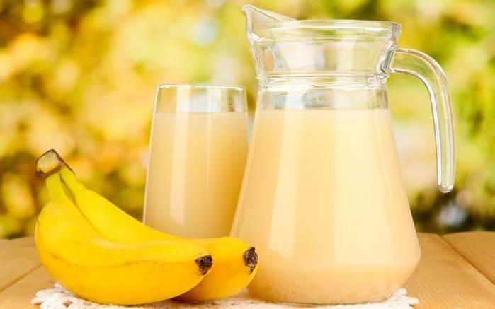 Полезные свойства бананового молока. Пейте и укрепляйте свое здоровье!