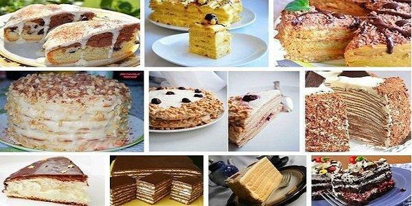 10 ОБАЛДЕННО ВКУСНЫХ ТОРТОВ Такими тортиками, вы точно ещё не радовали ваших родных и близких.. Самые вкусные тортики!