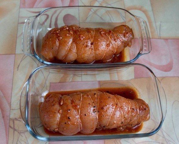 Простой рецепт вкуснейшей куриной бастурмы в духовке