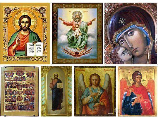 Семь основных христианских молитв. Передайте близким!