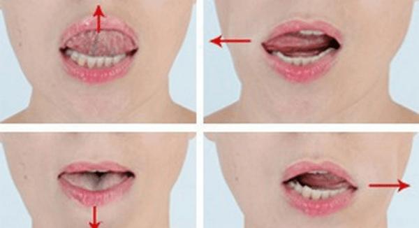 Поднимаем уголки губ