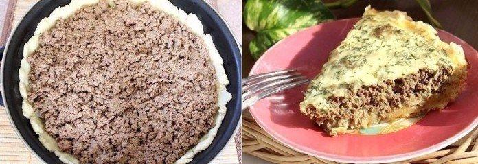 Обалденный пирог с печенью — неописуемо вкусно!