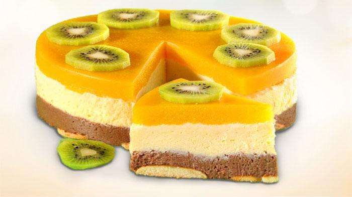Торт «Манный» без выпечки на скорую руку. Точно придётся и по вкусу, и по карману.