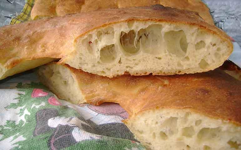 Армянский хлеб матнакаш в домашних условиях