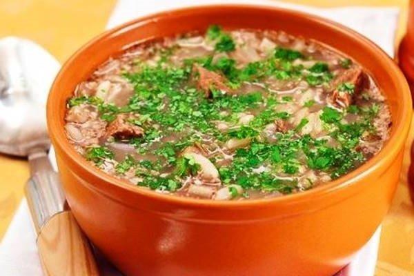 Классический рецепт супа Харчо в домашних условиях