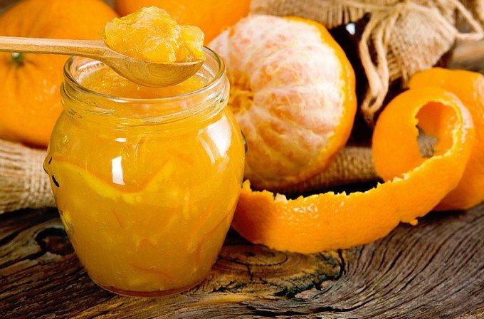 Варенье из апельсинов рецепт в мультиварке