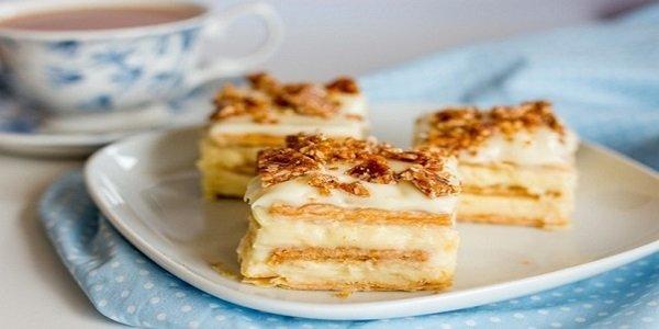 Самый вкусный торт из печенья с творожным кремом ! Простой и в то же время очень вкусный тортик!