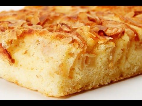 Существует множество рецептов яблочного пирога, но этот, несомненно, вам должен понравиться.