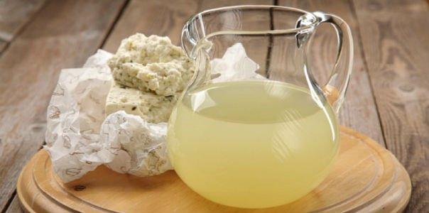 Молочная сыворотка - чудотворный источник здоровья и молодости!