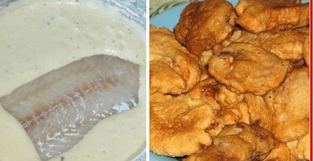 Кляр для рыбы. ТОП-6 рецептов