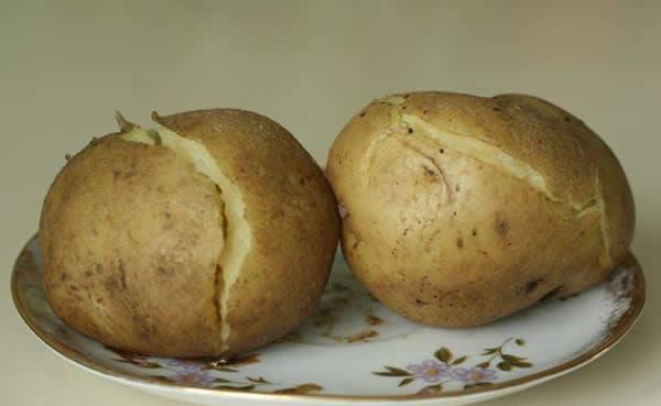 Картофельная диета. Потеряете 5 кг всего за 3 дня