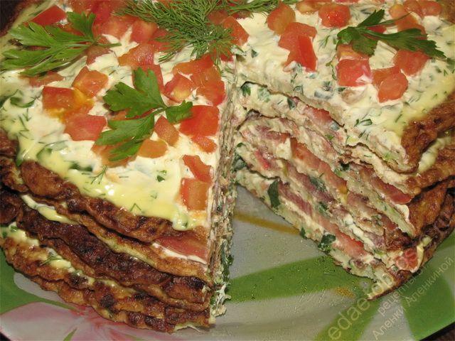 Не готовили торт из кабачков? Немедленно исправьте ситуацию! Это очень вкусно!