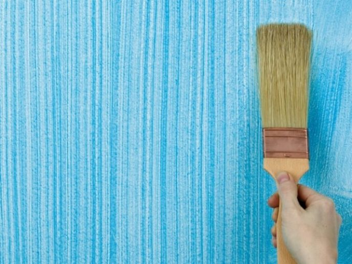 4 копеечных способа покрасить стены, как в элитном жилье