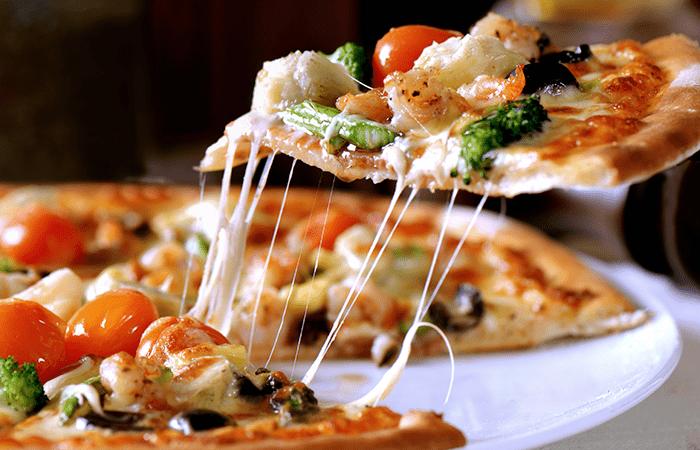тесто для тонкой итальянской пиццы рецепт с фото