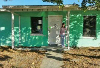 14-летняя девочка купила собственный дом. Заглянув внутрь, ее мама не поверила глазам