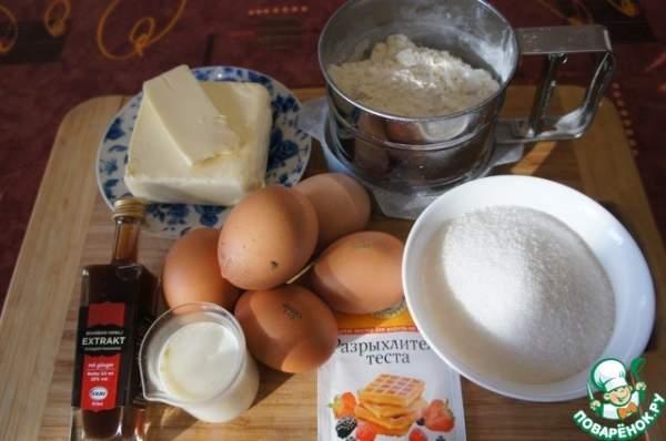 Юлькин пирог… Эту вкуснятину не описать словами!