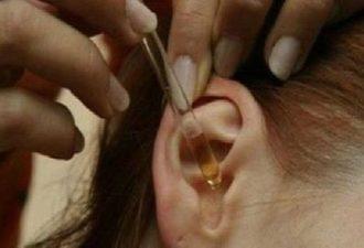 2 капли этого средства в уши и 97% вашего слуха будет восстановлено! Это помогает даже пожилым людям!
