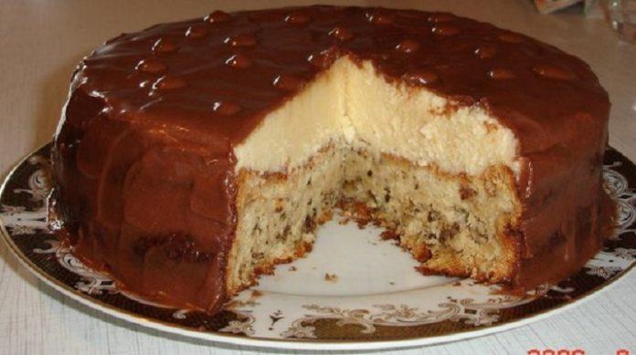 Тортик «Эскимо» - простой и очень вкусный!