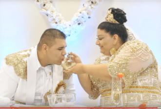 Роскошная цыганская свадьба покорила пользователей Сети
