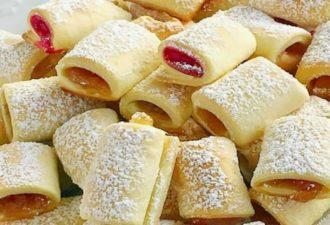 Печенье, которое готовится в два счёта