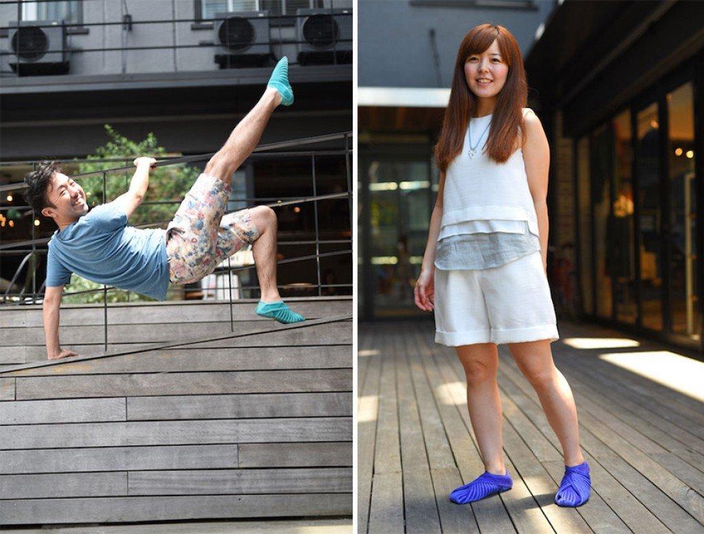 Изобрели самые удобные кроссовки. И никаких шнурков!