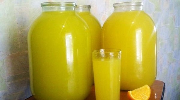Как из 4 апельсинов сделать 9 литров натурального домашнего сока