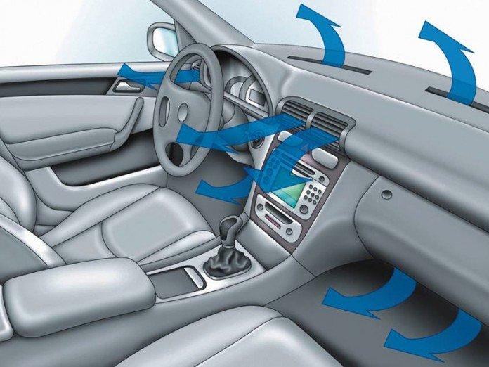 Если вы только что завели машину, то не вздумайте сразу включать кондиционер!
