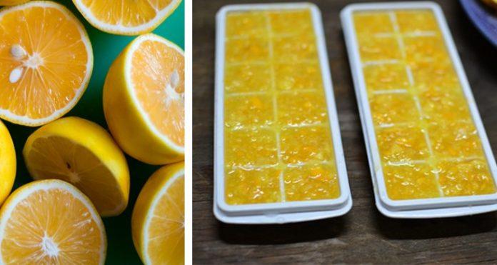Как замороженный лимон помогает в борьбе со злокачественными опухолями в организме