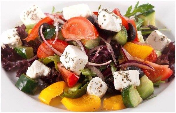 ТОП-7 вкусных салатов без майонеза! Кушаем здорово!