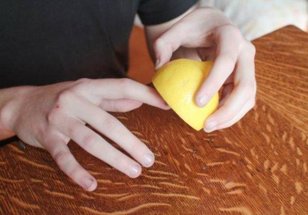 Зачем оставлять разрезанный лимон в спальне и другие невероятные хитрости!