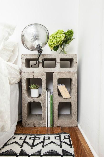 Невероятно креативные идеи для дома и дачи из обычного шлакоблока