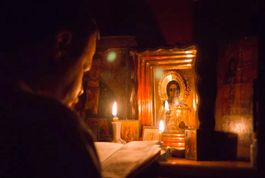 Молитва оберег на сoн грядущий
