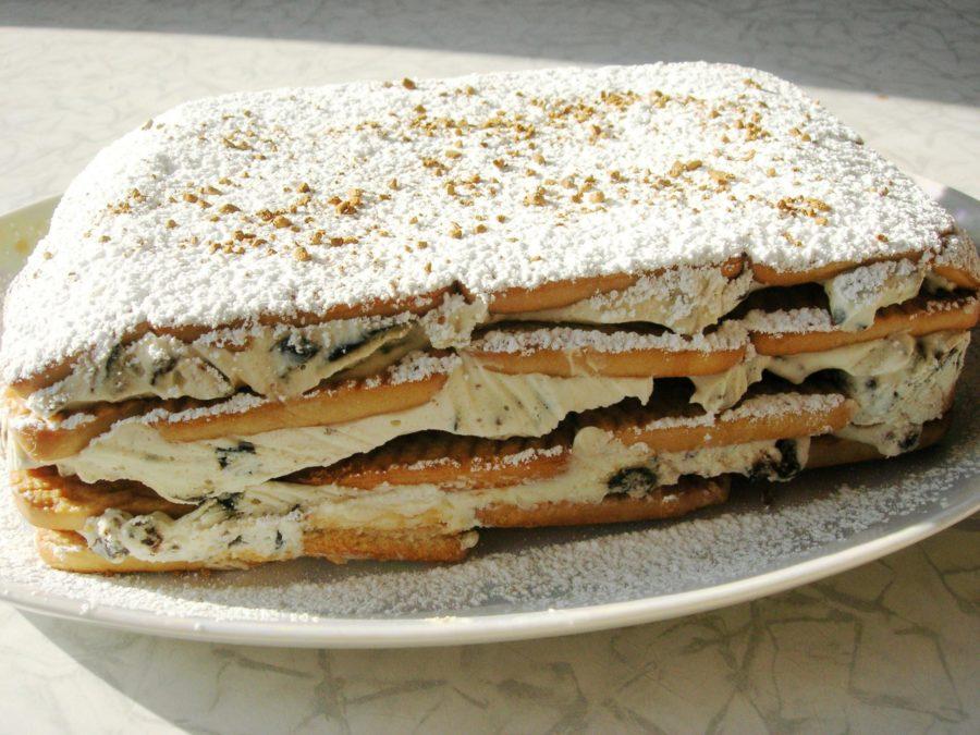 Вкусный торт с черносливом без выпечки. Справятся даже дети! Очень простой рецепт!