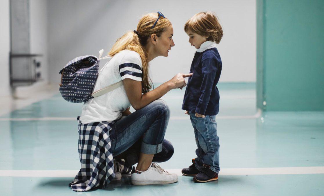 У строгих мам вырастают самые успешные дети