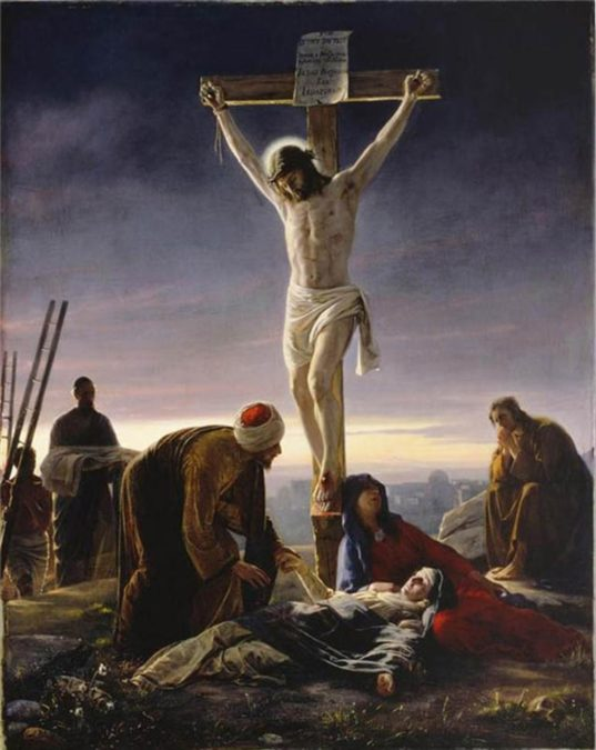 О последнем дне земной жизни ИИСУСА ХРИСТА. Стыдно не знать!