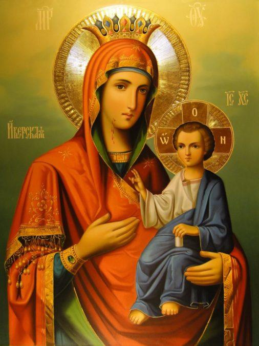 У каждого есть свой ангел-хранитель и своя икона-заступница, которая дается с рождения
