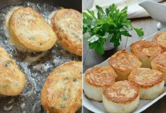 Горячие рулетики из лаваша с картофелем и грибами: закуска, которую расхваливают больше, чем мясо