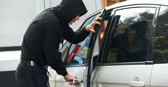 Если вы увидели монету на двери авто — звоните в полицию!