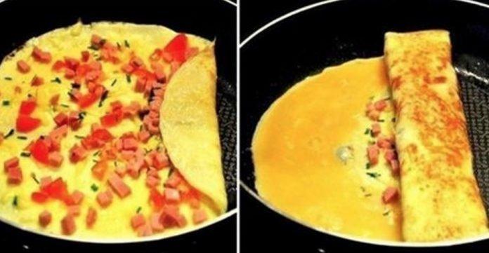 Легендарный испанский омлет по-каталонски. Яичница - настоящий деликатес!