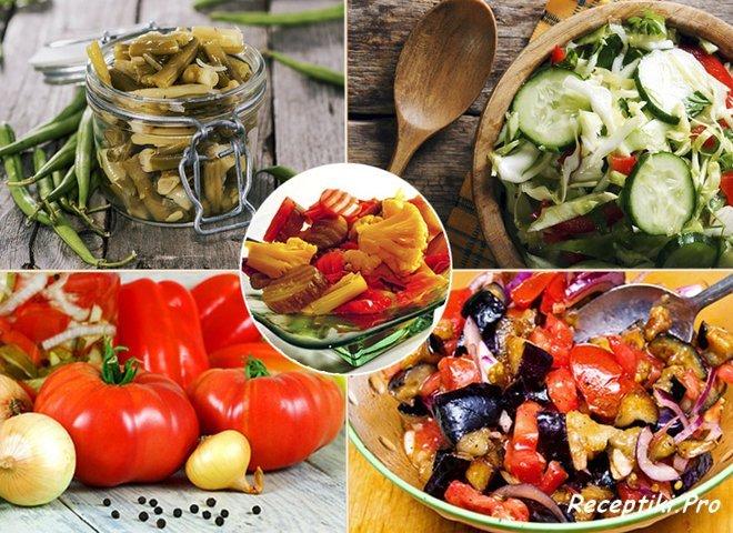 ТОП-5 изумительно вкусных овощных заготовок на зиму с фото