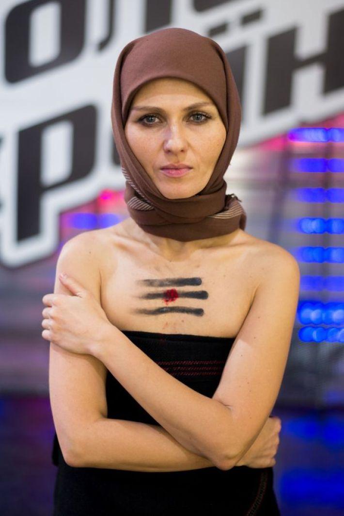 Выступление Этой Украинки На ШОУ «Голос» Обсуждает Весь Интернет!