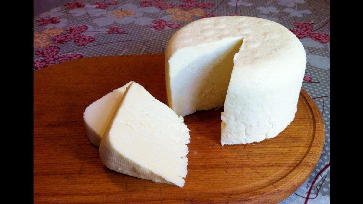 Самый быстрый рецепт простого и очень вкусного домашнего сыра