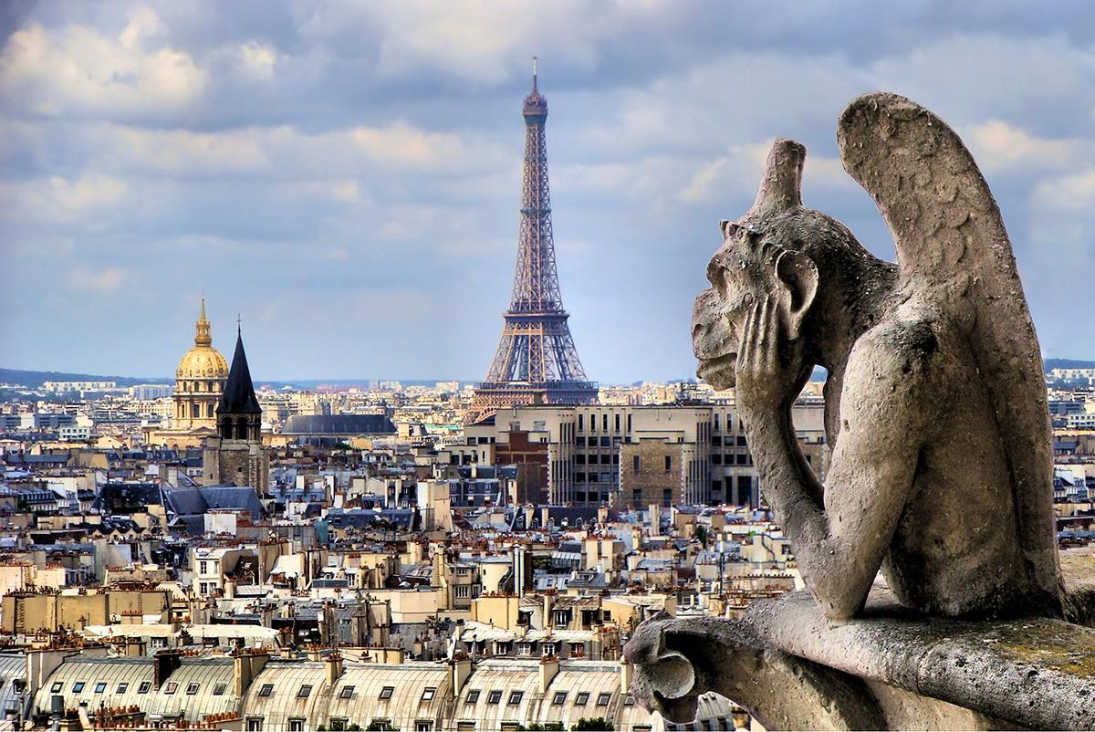 Мы С Супругой Поехали В Париж. Больше Не Поедем!