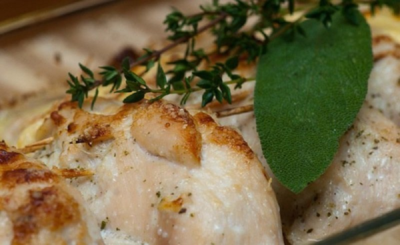 Блаженство вкуса и никаких жирных боков. Такие куриные грудки заслуживают внимания!