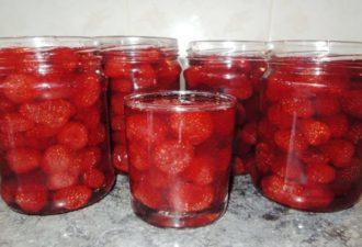Ароматное варенье без варки ягод! Даже не сомневайтесь — это лучший рецепт!