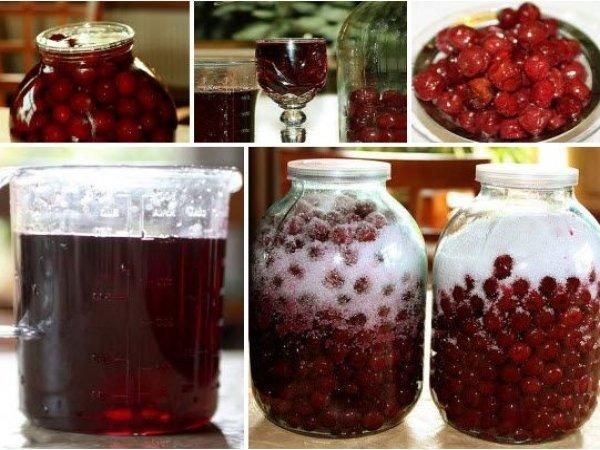 Как приготовить обалденный вишневый ликер в домашних условиях