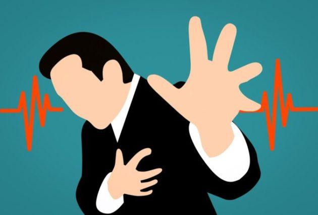 Как эффективно остановить сердечный приступ за 1 минуту!