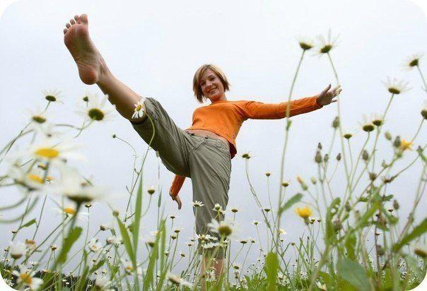 Оказывается, организм человека начинает стареть с ног. Почему так?