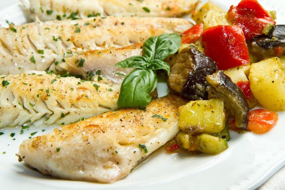 7 вариантов здорового ужина на ближайшую неделю. Разнообразно, вкусно и некалорийно!